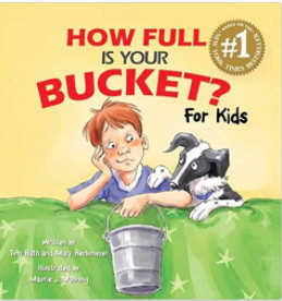 book cover to how full is your bucket