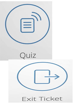 Quiz and Exit Ticket images