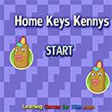 Bop the animal to learn home keys