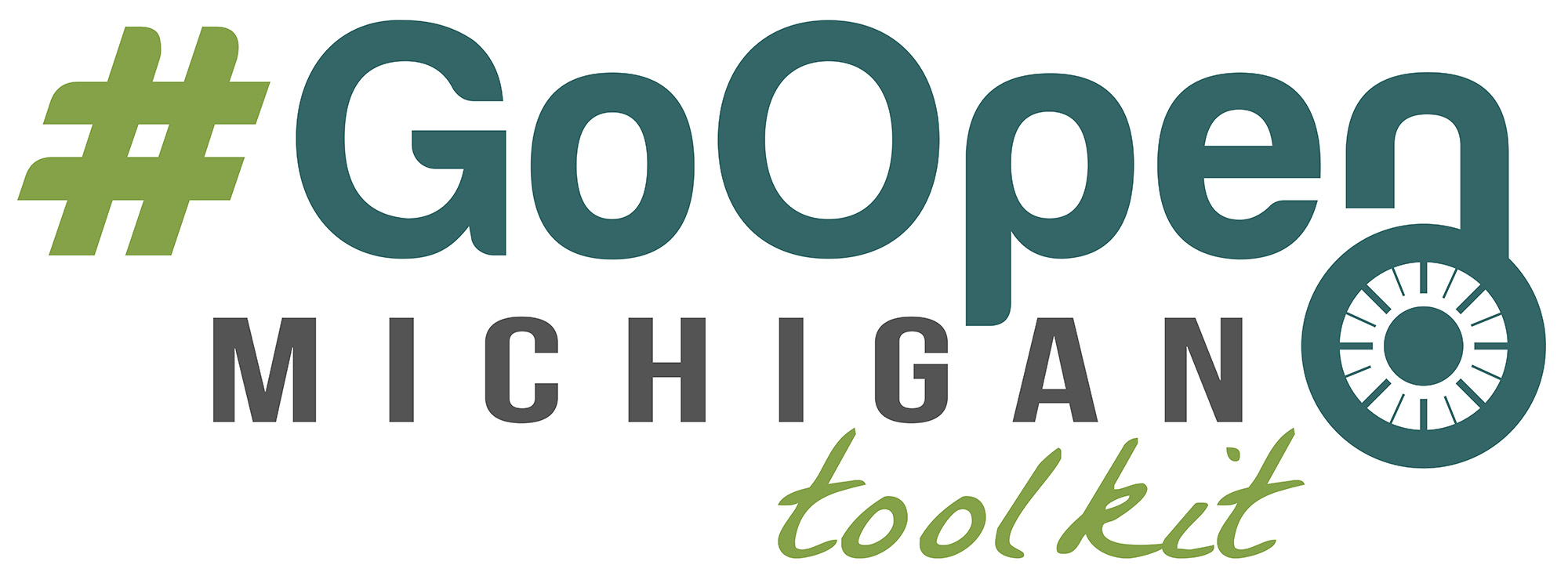 GoOpen Michigan Toolkit Logo